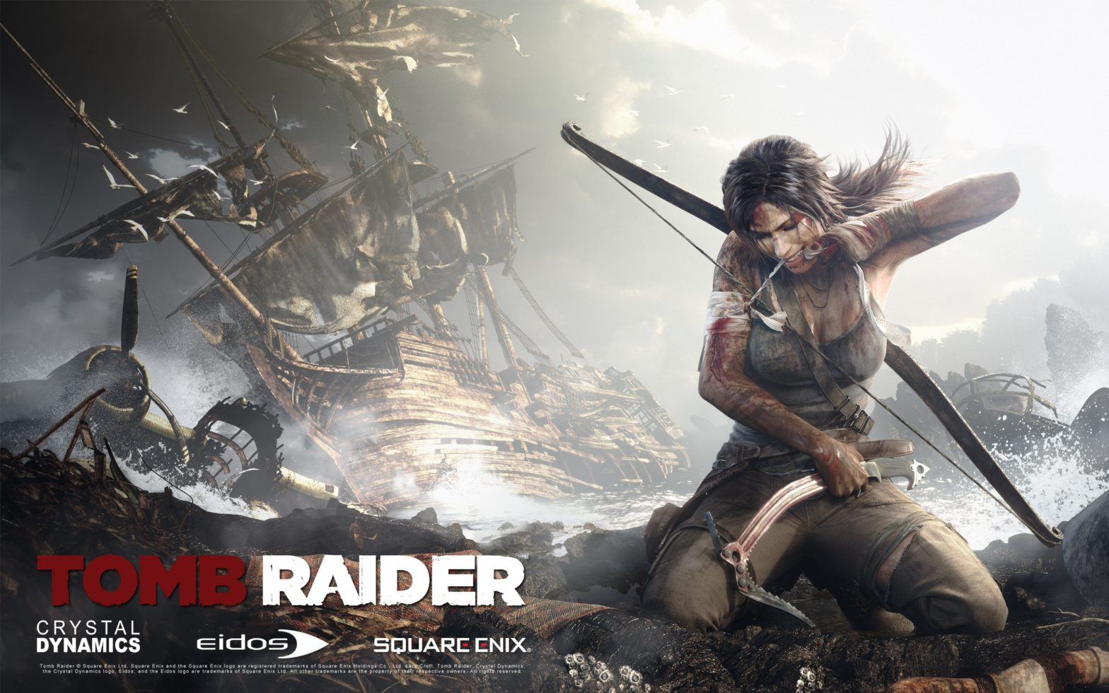 Rise of The Tomb Raiderの新しいPV!