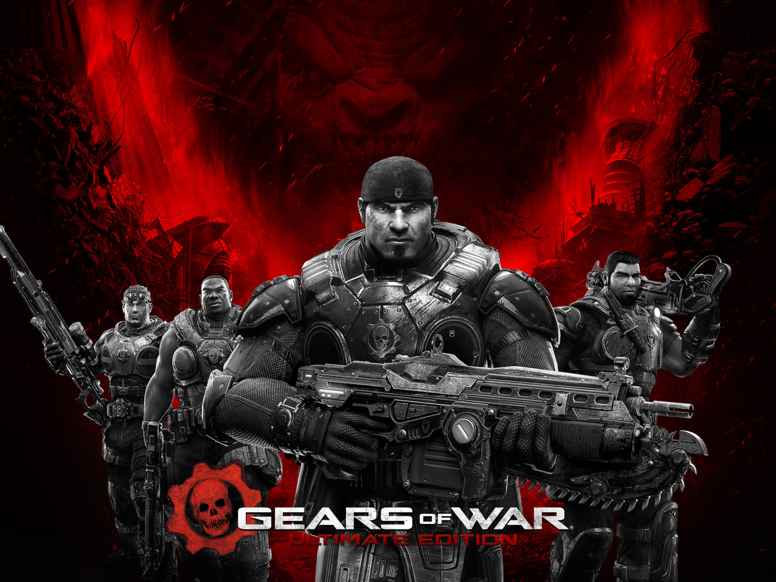 Gears of War: Ultimate Editionに向けて。