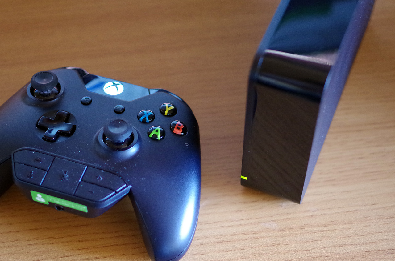 XboxOneに4TB外付けつけてみた。