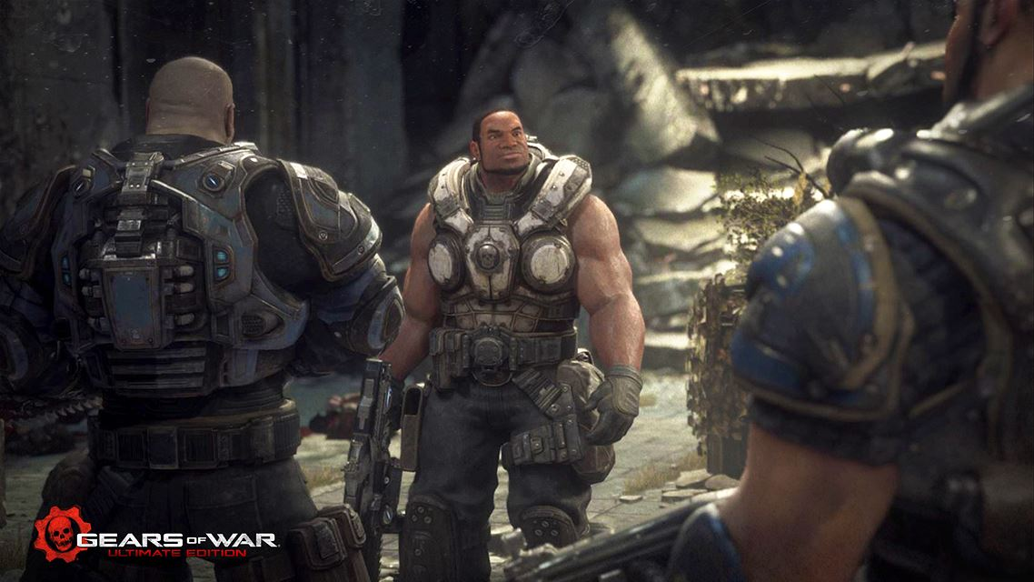 Gears of War: Ultimate Editionおもしろい!