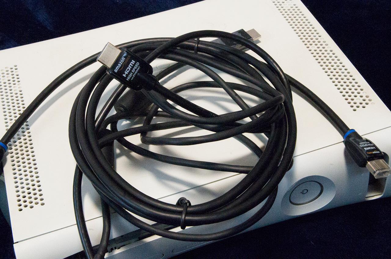ケーブル保管方法
