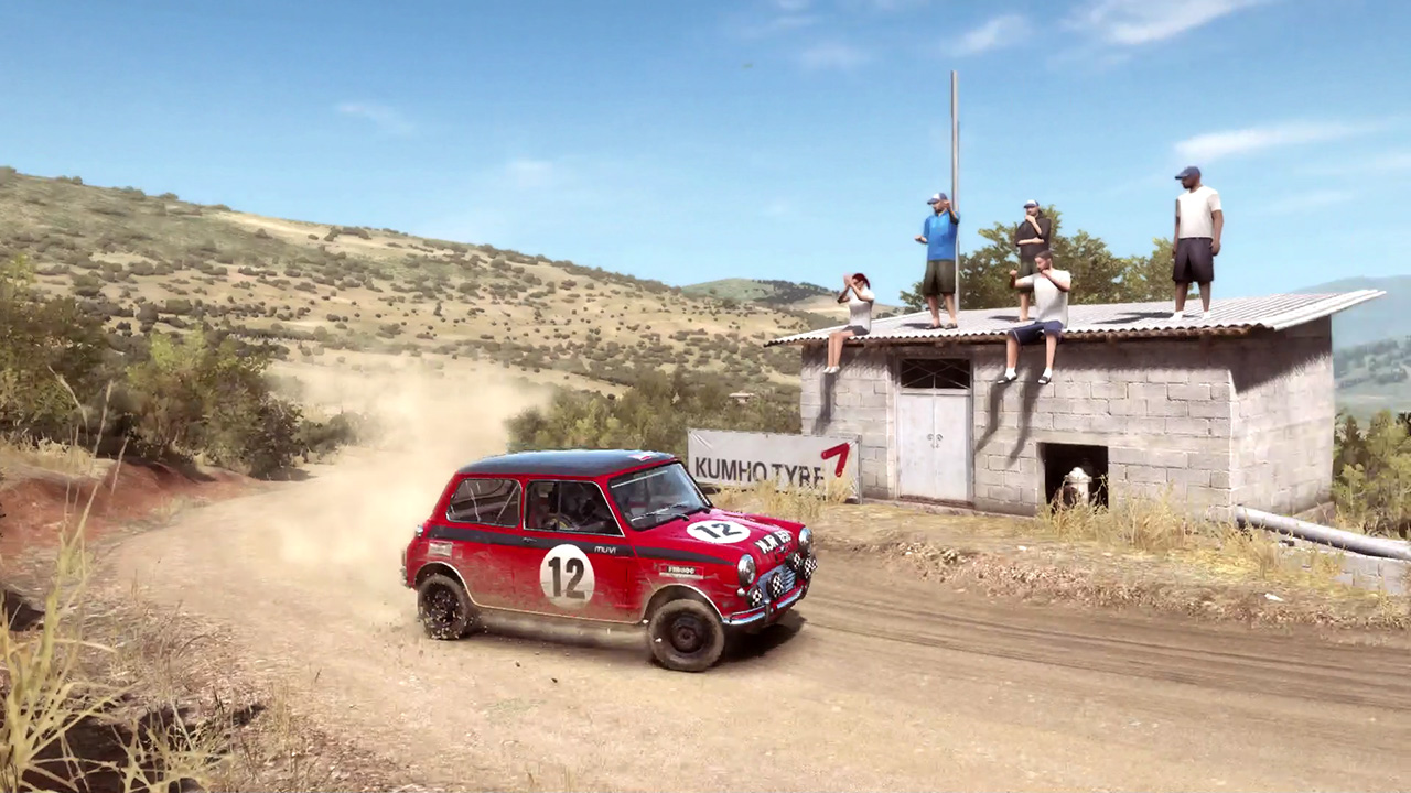 DiRTRally 1960s Open Championship #2