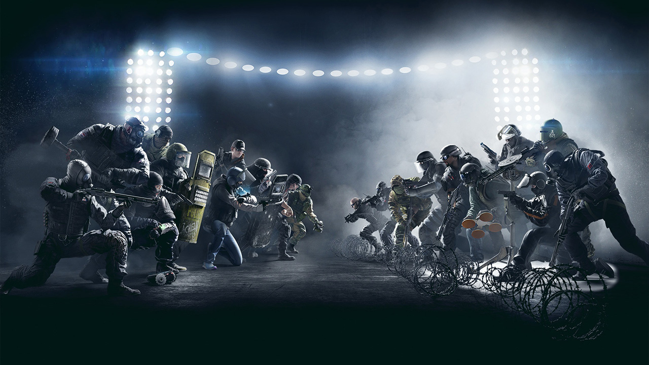 Rainbow Six SIEGEは楽しい!