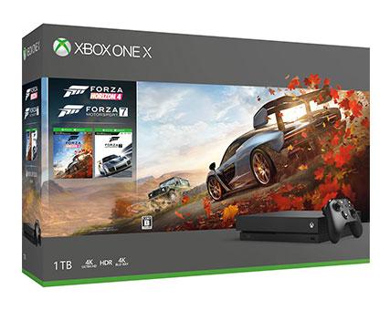 Xbox One Xがお買い得だよ!お買い得だよ!